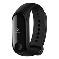 Bratara fitness Xiaomi Mi Band 3, ecran OLED, waterproof, bluetooth 4.2, senzor cardiac PPG