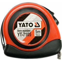 Yato RULETA 5M*19MM NYLON,MAGNET