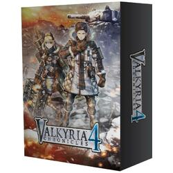 VALKYRIA CHRONICLES 4 MEMOIRS FROM BATTLE PREMIUM EDITION - XBOX ONE