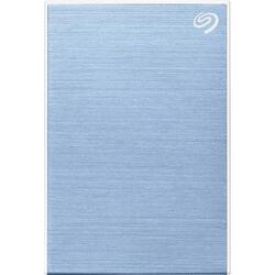 Seagate HDD Extern Backup Plus Slim, 2.5'', 1TB, USB 3.0, blue