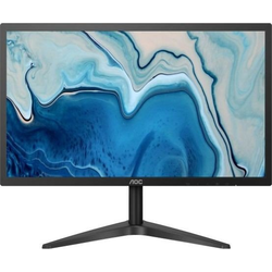 Monitor LED AOC 22B1HS 22 inch 5 ms Black
