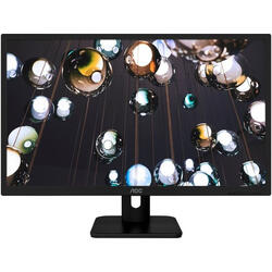 Monitor LED AOC 22E1D 21.5 inch 2 ms Black