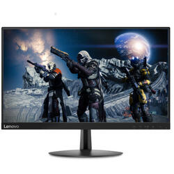 Monitor LED Lenovo Gaming L27i-28 27 inch 4 ms Black FreeSync 75Hz