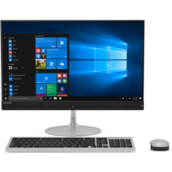Sistem All-In-One Lenovo 23.8'' IdeaCentre 720S, FHD, Touch,  Intel Core i5-8250U 1.6GHz Kaby Lake R, 8GB DDR4, 256GB SSD + 2TB HDD, Radeon 530 2GB, Win 10 Home