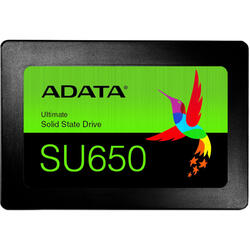 A-Data SSD Ultimate SU650, 2.5, 240GB, SATA III, 3D NAND