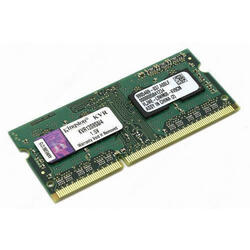 KINGSTON Resigilat Memorie SODIMM DDR III 4GB, 1333MHz KVR13S9S8/4