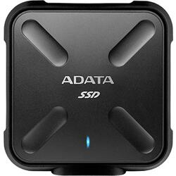 "A-Data SSD Extern SD700, 2.5"", 256GB, USB 3.1, Dust/Water proof, Military-grade shockproof"