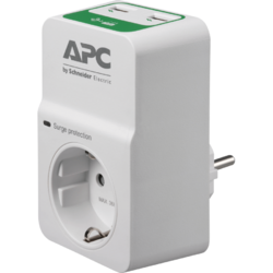 APC Priza cu protectie 1 Outlet 230V, 2 Port USB Charger