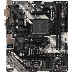 ASROCK Placa de baza A320M-DVS R4.0, Socket AM4