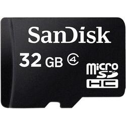 SanDisk Card Micro SD 32GB, fara adaptor