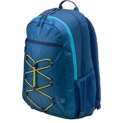"Rucsac laptop HP Active 15.6"", Navy Blue/Yellow"