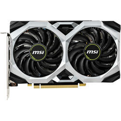 MSI Placa video GeForce GTX1660 VENTUS XS OC, 6GB GDDR5 192bit