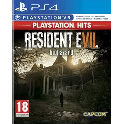RESIDENT EVIL 7 BIOHAZARD PLAYSTATION HITS - PS4