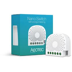 AEOTEC Nano Switch on/off smart home, Z-Wave