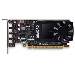 PNY Placa video NVIDIA Quadro P1000, 4GB GDDR5, 128bit