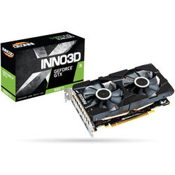 INNO3D Placa video RTX1660 Ti Twin X2 6GB GDDR6 192bit