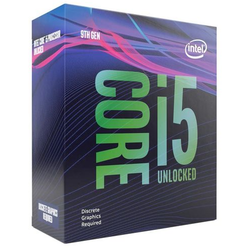 Procesor Intel Core i5-9600KF 3.7GHz, 9MB, LGA1151, No Graphics