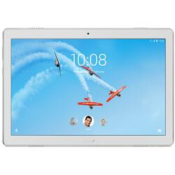 Tableta Lenovo Tab P10 TB-X705L, 10 inch IPS Multi-touch, Cortex-A53 1.8GHz Octa Core, 3GB RAM, 32GB flash, Wi-Fi, Bluetooth, 4G, GPS, Android 8.1, Sparkling White