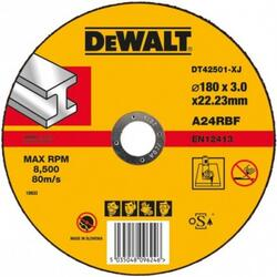 DeWalt Disc taiere metal 180x3x22.2mm