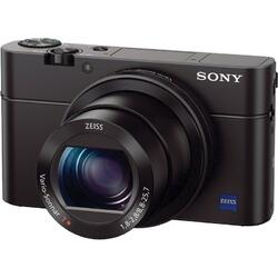 Aparat foto digital Sony Cyber-Shot DSC-RX100 V, 20.1 MP, Negru