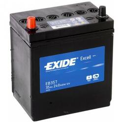 EXIDE Baterie auto Excell 35Ah, 240A