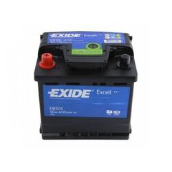EXIDE Baterie auto Excell 50Ah, 450A