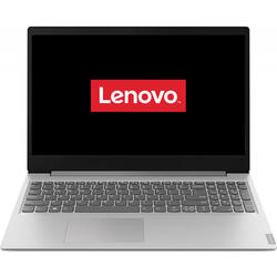 Laptop Lenovo 15.6'' IdeaPad S145, HD, Intel Celeron 4205U , 4GB DDR4, 128GB SSD, GMA UHD 610, FreeDos, Grey
