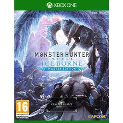 MONSTER HUNTER WORLD ICEBORNE - XBOX ONE