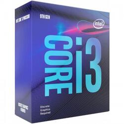 Procesor Intel Core i3,  i3-9100F 4C 3.60G up to 4.20 GHz 6M LGA1151 65W, No Graphics