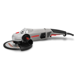 CROWN Polizor unghiular (flex) CT13489-230S, 2600 W, 6500 RPM, 230 mm, anti-restart