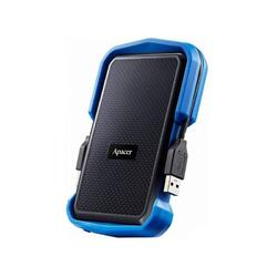APACER HDD Extern AC631 2.5'' 2TB USB 3.1, shockproof military, Blue