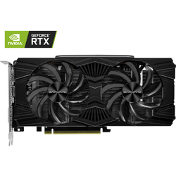 Gainward Placa video GeForce RTX2060 6GB Ghost OC, 6GB GDDR6, HDMI, DP, DVI