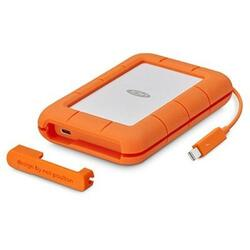 LaCie SSD Extern Rugged Thunderbolt, 2,5'', 512GB, USB 3.1