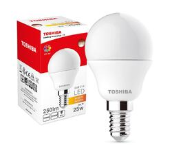 Toshiba Bec LED Golf | 3W (25W) 250lm 2700K 80Ra ND E14