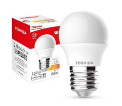 Toshiba Bec LED Golf | 3W (25W) 250lm 2700K 80Ra ND E27