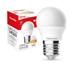 Toshiba Bec LED Golf | 5W (40W) 470lm 2700K 80Ra ND E27