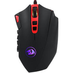 Mouse Gaming Redragon Perdition2 Black