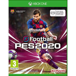 PRO EVOLUTION SOCCER 2020 - XBOX ONE