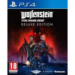 WOLFENSTEIN YOUNGBLOOD DELUXE - PS4
