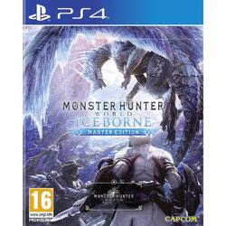 MONSTER HUNTER WORLD ICEBORNE - PS4