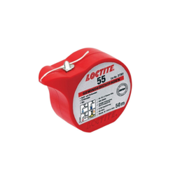 LOCTITE 55 BLISTER24X50M - CORDON DE ETANSARE A FILETELOR