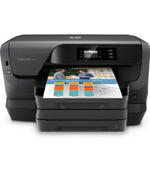 Imprimanta HP Officejet Pro 8218, inkjet, color, format A4, duplex, wireless