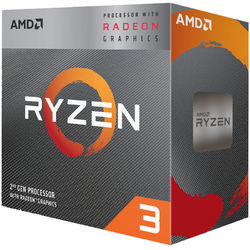 AMD Procesor Ryzen 3 3200G ,4.0GHz,6MB,65W,AM4 box, RX Vega 8 Graphics