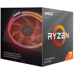 AMD Procesor Ryzen 7 3700X ,4.4GHz,36MB,65W,AM4 box with Wraith Prism cooler