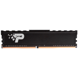 Patriot Memorie Signature Premium Line, DDR4, 4GB, 2400MHz, CL17, 1.2V, Radiator