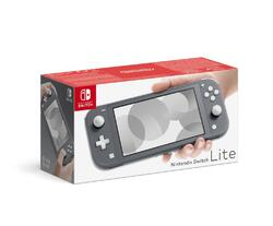 NINTENDO SWITCH LITE GREY CONSOLE - GDG