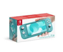 NINTENDO SWITCH LITE TURQUOISE CONSOLE - GDG