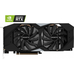 GIGABYTE Resigilat Placa video GeForce RTX2060 MINI ITX OC, PCI-E 3.0 x 16,6GB GDDR6, 192 bit