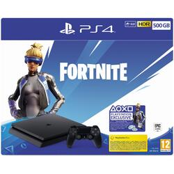 Sony Consola PlayStation 4 Fortnite Neo Versa Bundle, 500GB, Negru