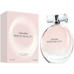 Apa de Toaleta Calvin Klein Sheer Beauty, Femei, 100ml